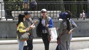 El turismo internacional crece un 11,8% en Madrid en los ocho primeros meses del año