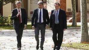Castilla y León, Madrid y Galicia se unen por una financiación «justa y suficiente»