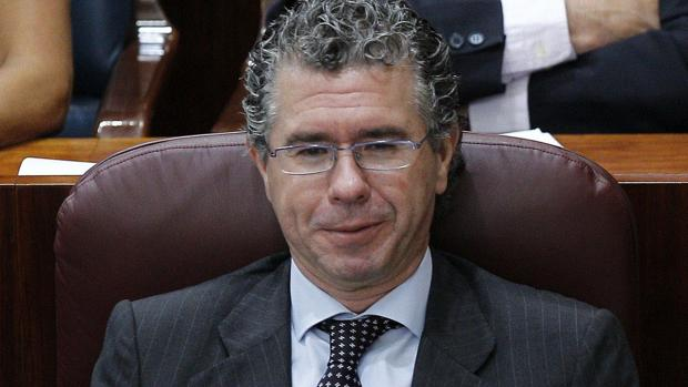 Francisco Granados está en la cárcel por la trama Púnica