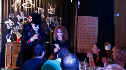 Imagen de la celebración de Halloween en años anteriores