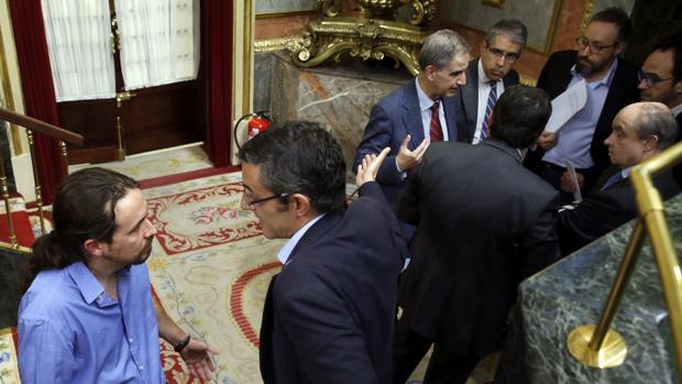 Los grupos han desarrollado una negociación frustrada por el veto de Bildu