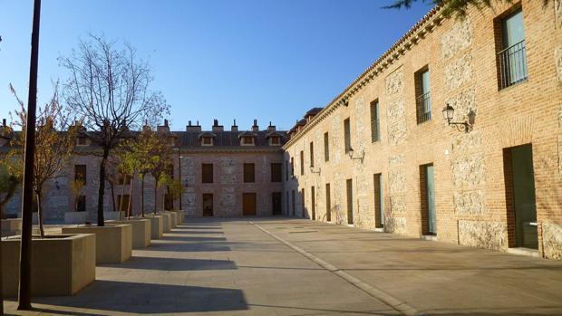 Plaza de San Fernando de Henares
