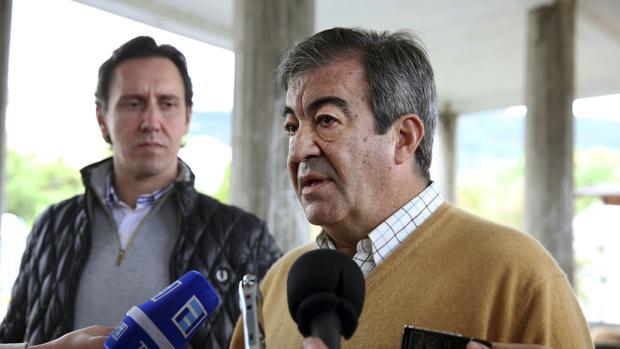 El presidente de Foro, Francisco Álvarez-Cascos