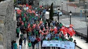 Los estudiantes se echan este miércoles a la calle para protestar contra las reválidas