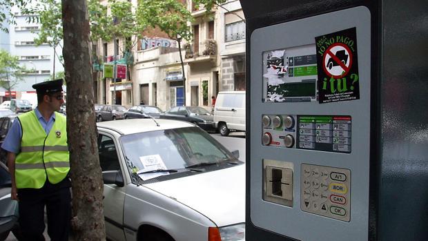 La s ndica de barcelona reclama que los vigilantes del for Oficina area verda barcelona