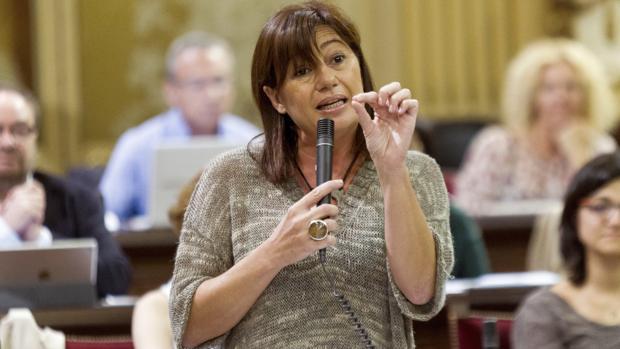Hemeroteca: Francina Armengol deberá explicar su patrimonio en comisión parlamentaria   Autor del artículo: Finanzas.com