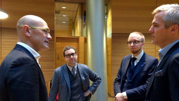 Hemeroteca: Romeva, invitado de la ultraderecha en el Parlamento finlandés | Autor del artículo: Finanzas.com