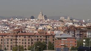 La alta contaminación podría restringir el tráfico el miércoles