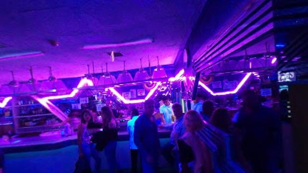 Interior de la discoteca Faces