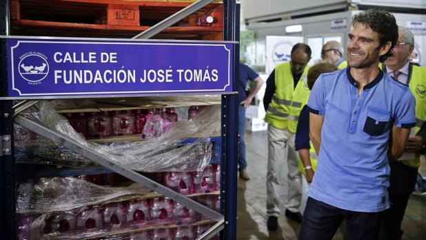 el banco de alimentos busca 20.000 voluntarios para su gran recogida