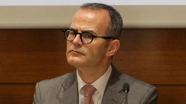 Jesús Vázquez, alcalde de Orense
