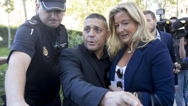 Negrete se niega a pagar el piso que alquiló en Palma para el juicio del caso Nóos