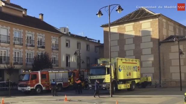 Un hombre muere en el incendio en una residencia de - Cine en san sebastian de los reyes ...