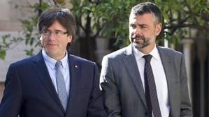 Piden que la Fiscalía actúe contra el consejero catalán de Cultura por un 'tuit' independentista