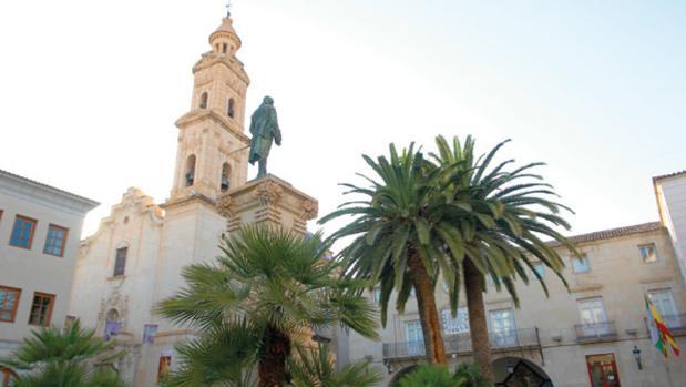 Plaza del Ayuntamiento de Novelda