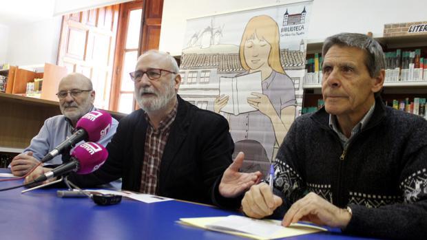 Presentación del Programa «Navidad Solidaria en Castilla-La Mancha»'