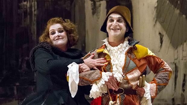 El auténtico y el maravilloso Cervantes en el Teatro de Rojas