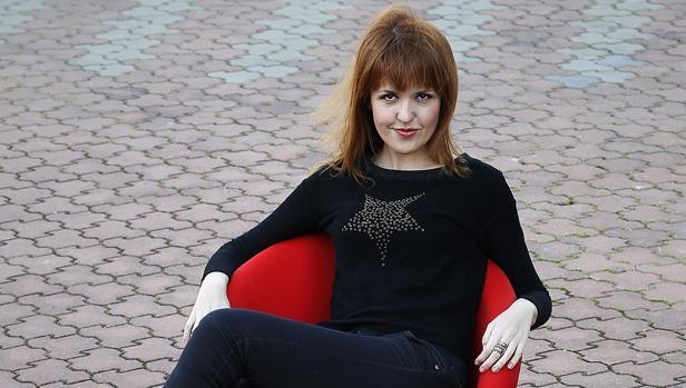 Vanessa Montfort, en una imagen de 2014