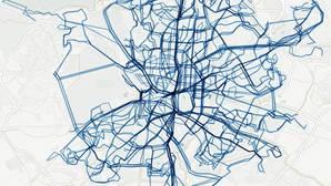 Por qué allí pasa un autobús y aquí no: la red de Madrid explicada en 54 paradas