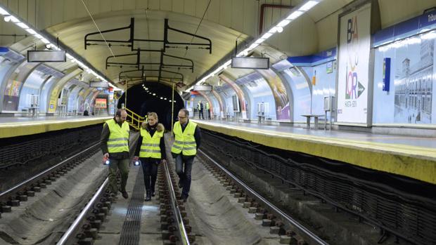 Mañana Reabrirá Por Completo La Línea 1 De Metro De Madrid