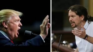 ¿Quién ha dicho estas frases, Donald Trump o Pablo Iglesias?