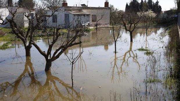 El riesgo de inundaciones ha ido a más en el Ebro durante las últimas décadas