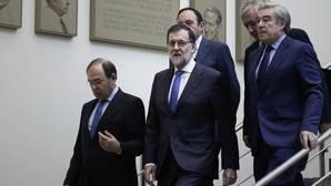 Rajoy: «No tengo intención de subir al menos los grandes impuestos»