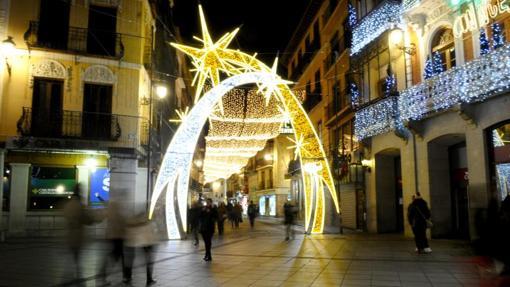 dc2d213952a La iluminación navideña en Toledo se inaugarará este viernes 2 de diciembre