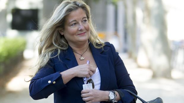 Virginia López Negrete, abogada de Manos Limpias