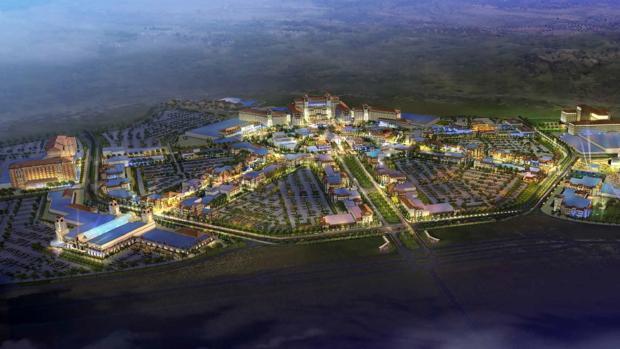 Live resort casino hoteles y un teatro tipo broadway - Piscina torres de la alameda ...