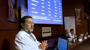 Un fármaco mejora la supervivencia en pacientes con cáncer de hígado que no responden a otras terapias