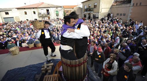 Fiesta de la Vendimia en Moradillo de Roa