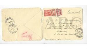 La carta del padre de Franco a su hijo en 1936: «Si pierdes, te fusilan; si ganas, te asesinan»