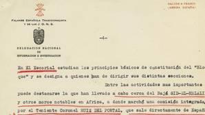 Franco conoció al detalle la conspiración monárquica que le quiso derrocar en 1948