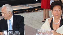 Vicente Sala y María del Carmen Martínez, en 2008