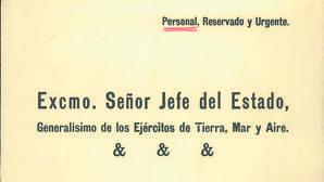 Así se tejió la red del espionaje de Franco a «Don Juan III»