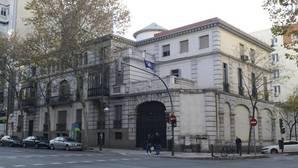 Los okupas neonazis del Hogar Social toman un palacete militar en la calle Velázquez