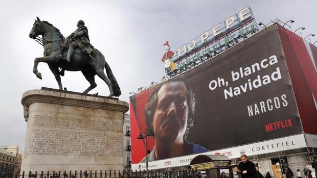 Hemeroteca: El PP: «Un 'narco' no puede anunciar la Navidad en Madrid» | Autor del artículo: Finanzas.com