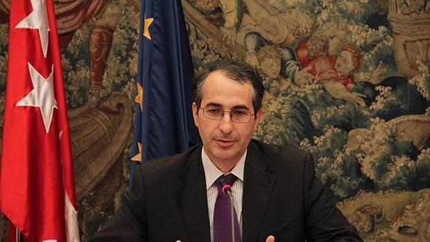 Fernando Suárez Bilbao, nuevo rector de la UNiversidad Rey Juan Carlos
