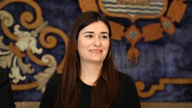 Imagen de archivo de la consellera de Sanidad, Carmen Montón