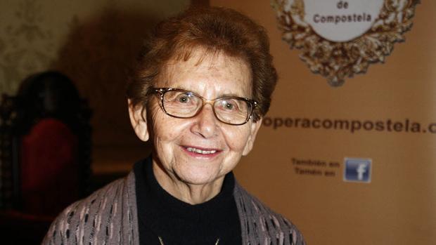 Dagbar Lieblova, superviviente del campo de concentración de Auschwitz