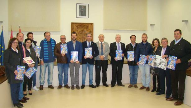 Alcaldes de Quintanar y directores de La Encina durante los 37 años de existencia de la revista