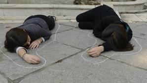 Crece el número de mujeres víctimas de violencia machista en Madrid