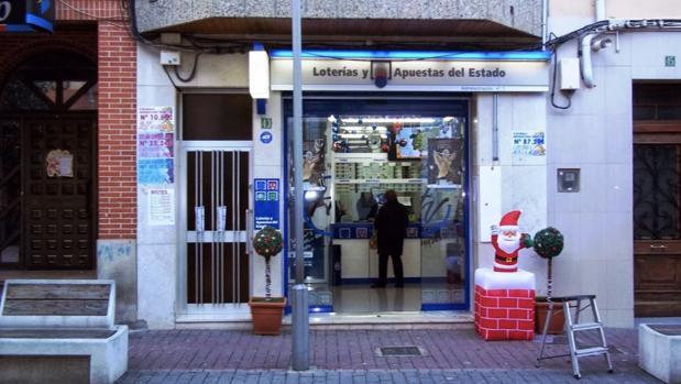 Esta administración de Andorra (Teruel) ha repartido 600 décimos de uno de los cuartos premios, el 07211