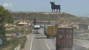 Madrid y Barcelona, «desconectadas» por autovía