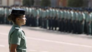 3.500 chalecos para las policías y guardias civiles