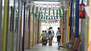 La Generalitat plantea la instalación de cuartos de baño mixtos en los colegios públicos