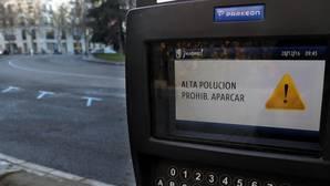 Mañana solo podrán circular por Madrid centro los vehículos con matrícula impar