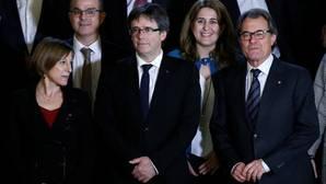 El «no» a la independencia de Cataluña supera al «sí» por 1,5 puntos