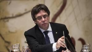 Puigdemont asegura que para declarar la independencia basta con la mitad más uno de los votos